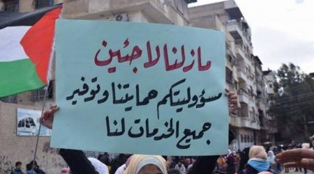 الكورونا تكشف الفجوة في الحماية الواجبة للاجئين الفلسطينيين