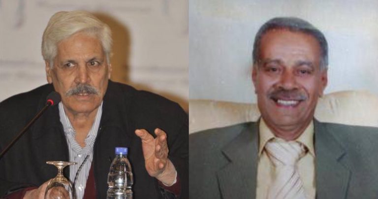 مجتمع البحث الفلسطيني يفقد اثنين من أهم باحثيه