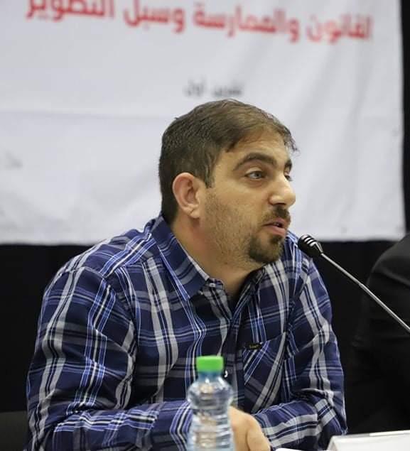 مركز بيسان للبحوث والإنماء يستنكر اعتقال مديره التنفيذي أُبيّ العابودي